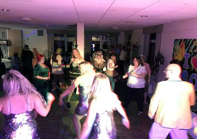 Daves 80s themed party with Cambridgeshire Disco and the Retro Roadshow